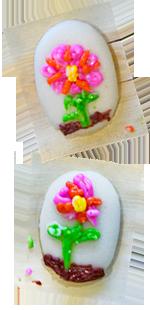 蒲鉾作り体験 作品